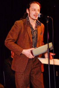 Gus Robertson - (c) Stefan Lubomirski de Vaux 2009