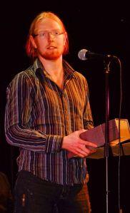 Jake Spicer - (c) Stefan Lubomirski de Vaux 2009