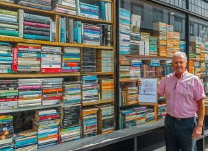 Ray Cole, Hurlingham Books photo - (c) Stefan Lubomirski de Vaux 2011
